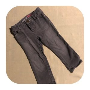GAP grey jeans girls 18-24M